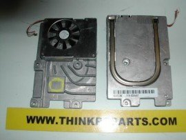 GATEWAY 8004661 Solo 5300 Laptop Heatsink and Cooling Fan ()