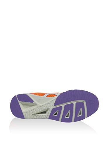 Asics Onitsuka Tiger Shaw Runner D405N-0901 Sneaker Shoes Schuhe Women Damen Rojo / Blanco