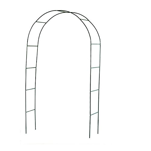 MTB Decorative Metal Garden Arbor, Wedding Arch Party Ceremony Decoration Climbing Plant Support Trellis Arch Arbor Trellis -