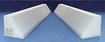 2 Pack Magic Bumpers Child Bed Safety Guard Rail 42 Inch