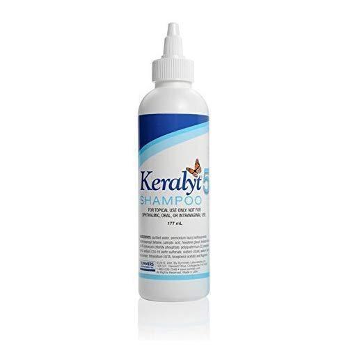 - Keralyt 5 Shampoo - Beta-Hydroxyacid Exfoliating Shampoo for Scalp Scaling - 177 ml Bottle