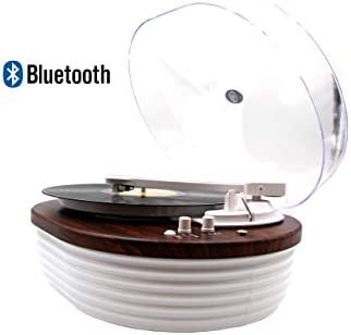 TT238-LSN Tocadiscos Moderno con Bluetooth y Luces LED ...