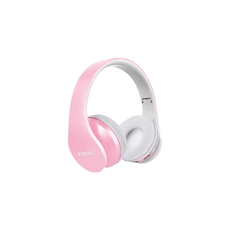 Fetta Wireless Foldable Over Ear Bluetoo