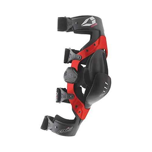 EVS Sports Axis Sport Knee Brace (Black, Large) - Pair