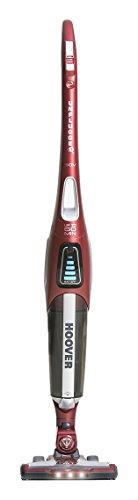 Hoover Unplugged UNP300RA Long Running Cordless Stick Vacuum Cleaner, 30 V - Chrome