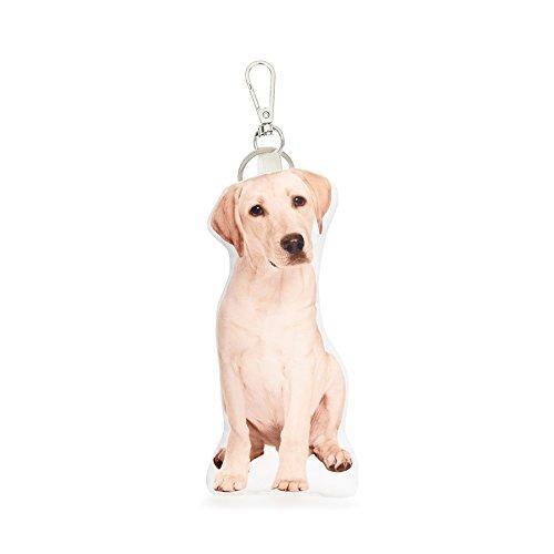 Cushion Co - Labrador Dog Pillow Key Chain Ring or Bag Charm
