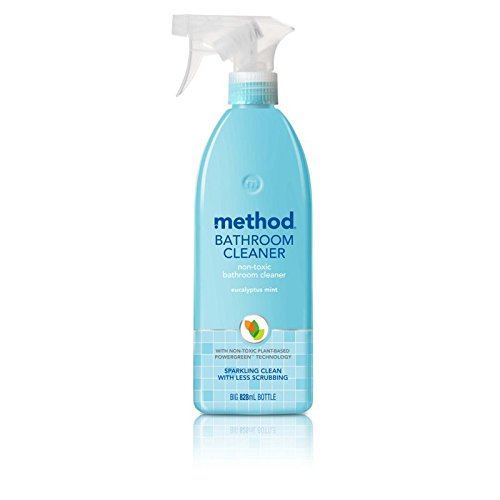 Method Natural Tub & Tile Bathroom Cleaner - Eucalyptus Mint - 28 oz - 2 pk ()