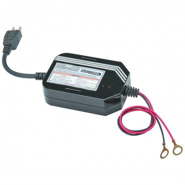 amazon com 1 5 amp three stage onboard battery charger maintainer rh amazon com