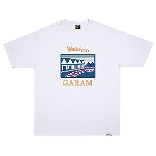 Camiseta Wanted - Garam branco Cor:Branco;Tamanho:GG