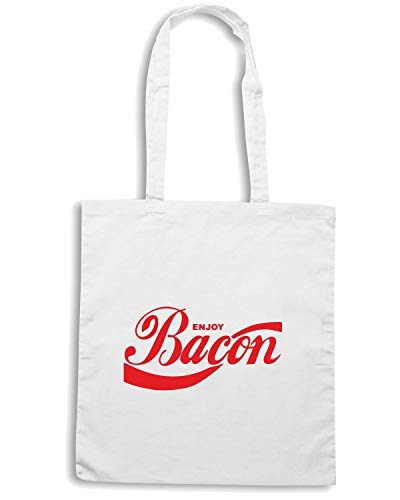 ENJOY Bianca Borsa ENJOY0014 Shopper BACON tZAqxw6A5