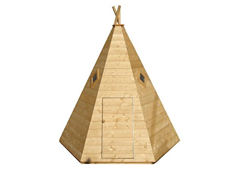 Shire Wooden Teepee Playhouse