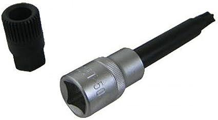 Bgs 4240 Bit Einsatz Für Lichtmaschine 12 5 Mm 1 2 T Profil Für Torx T50 Baumarkt
