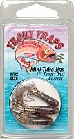 Hooked Trout Home - Hooked On Tackle 2TT-46 1/32 Trout Trap (3 Pack), Pumpkin Seed