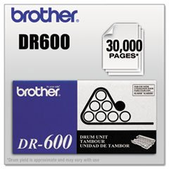 Wholesale CASE of 2 - Brother DR600 Replacement Drum Unit-Drum Cartridge For Brother 600 Series, 30000 Page Yield