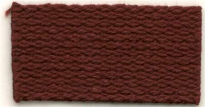 Dark Cranberry Natural Cotton Shaker Furniture Seat Tape (Sold by The Yard) 1