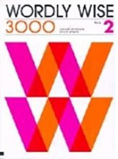 Amazon wordly wise 3000 book 2 answer key 9780838824429 wordly wise 3000 book 2 fandeluxe Gallery