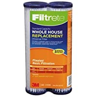 Filtrete Air Purifiers 3WH-STDPL-F02 Filtrete™ Basic Whole House Replacement Filter 2 Count