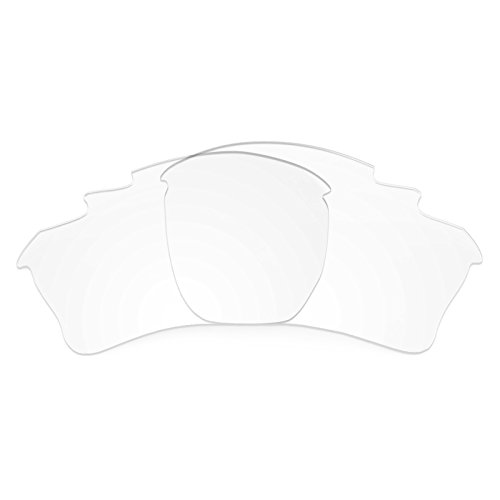 Revant Vented Replacement Lenses for Oakley Half Jacket XLJ Crystal Clear