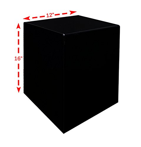 Marketing HoldersAcrylic Lucite Display Cube Pedestal Art...