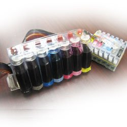 Gigablock Bulk Continuous Ink System (CIS) for: Epson Sty...