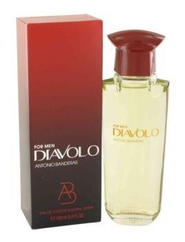 Antonio Banderas Diavolo Eau De Toilette Spray Men 3.4 fl. oz. - Antonio Banderas Fragrances