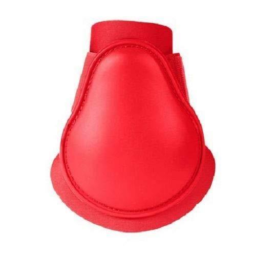 Horze HZ Fetlock Boots - Size:Shetland Color:Dark Red ()