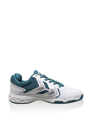 uk 5 Celestial Sneaker petrolio Bianco Eu 38 Hummel X7 Court g8zqx5AAw