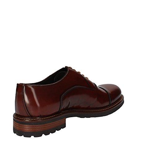 Marron Reporter Chaussures Lacets Ville Pour Homme à de Clair q0fZx4Tq