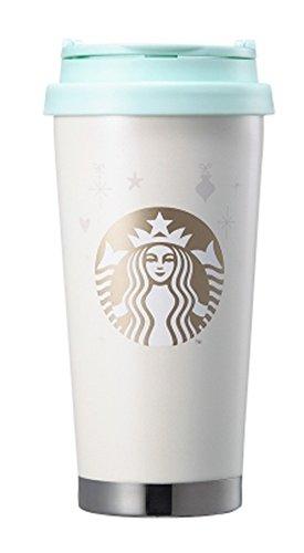 해외 한정 스타벅스 L《마고루도사이렌탄부라》 Starbucks SS Elma gold siren tumbler 473ml  (골드)