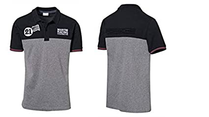 Amazon.es: Porsche Herren Martini Racing Polo-Shirt Gr. M, blau ...