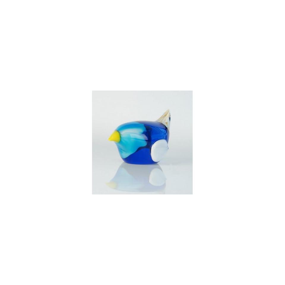 Murano Beautiful Hand Blown Art Glass Bird L78 X705