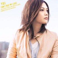 CD : Yui - Cant Buy My Love (CD)