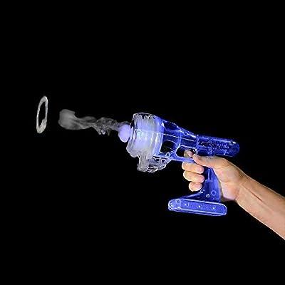 Zero Blaster Vapor Vortex Generator - Blue by Zero Toys: Toys & Games