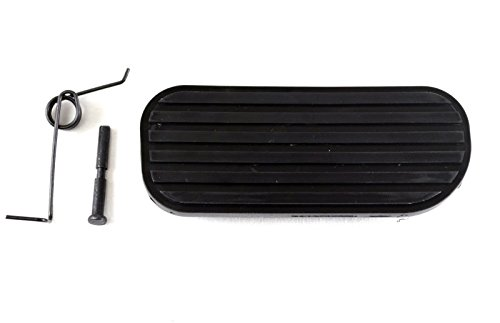 PT Auto Warehouse PP-GM05 - Gas Pedal Pad Kit by PT Auto Warehouse