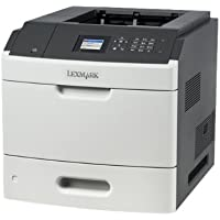 Lexmark MS812DN Monochrome Laser Printer, 70 ppm, 1200 dpi - Part 40G0310