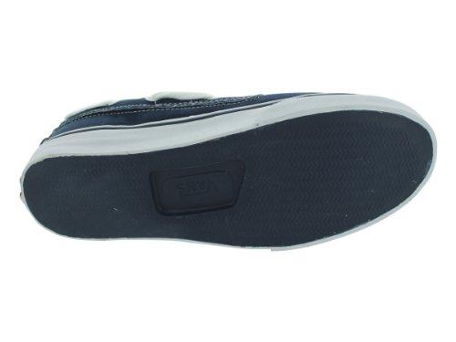 Vans Zapato del Barco, Unisex - Erwachsene Mokassins navy/true white