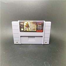 Game for SNES - 14 in 1 Game Cartridge - Final Fantasy II Earthbound BreathFire 2 Gaia Terranigma Harvest Moon Shadow run Ys III - Game Cartridge 16 Bit SNES , cartridge snes