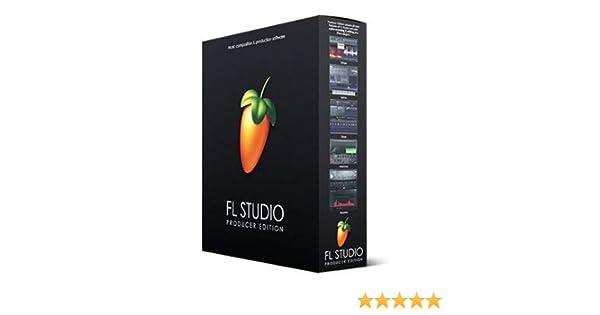 Image Line FL Studio 20 Producer Edition Mac/Windows