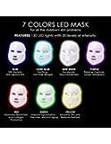Best Led Light For Faces - Dermapeel 7 Colors LED Light Photon Face Neck Review