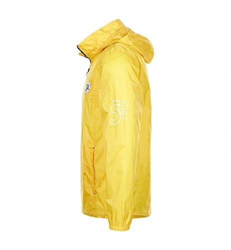 CRANY hombre cazadora Vent du Cap amarillo chaqueta 7qwcZ1xp