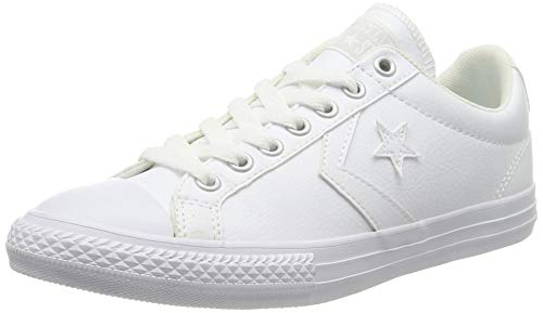 Converse Youth Star Player EV Ox White Synthetic Trainers 35.5 EU ()