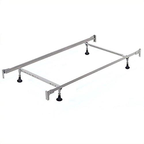[Hillsdale 4 Leg Twin/Full Bed Frame] (Hillsdale Bed Frame)