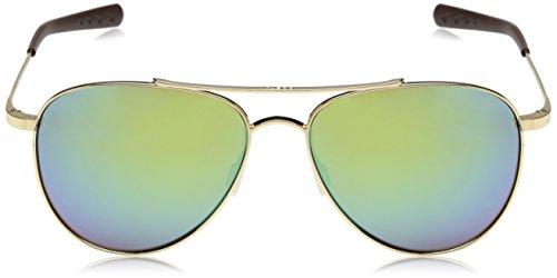 Mar Gold Sunglasses Cook Green Del Costa Mirror UxSwpH4q