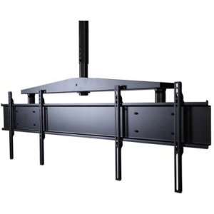 Dual Display Ceiling Mount System