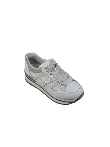 Hogan Mädchen Sneaker * Bianco