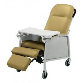 Three Position Recliner - Lumex Three Position Recliner - FREE SHPPING - Warm Taupe - 574G409