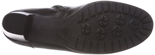 Micro Basic Schwarz Women's Boots Black Ankle 27 Comfort Gabor Z0SxnqUn
