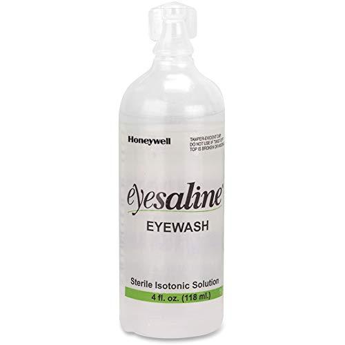 Honeywell International, Inc 320004520 Personal Eyewash Saline Solution 4oz Clear from Fendall