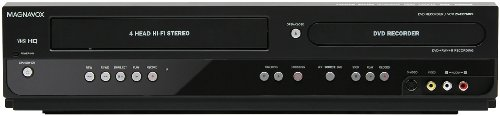 Magnavox ZV427MG9 DVD Recorder / VCR with Line-In Recording (No Tuner) by Magnavox