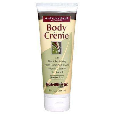 Nutribiotic Antioxidant Body Creme, 8 Ounce